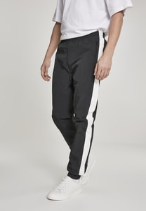 Urban Classics TB2744 - Side Striped Crinkle Track Pants
