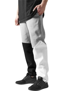 Urban Classics TB286 - Zig Zag Sweatpants