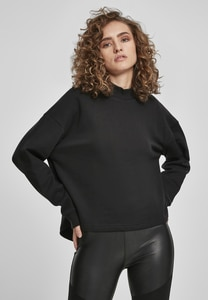 Urban Classics TB3012 - Ladies Oversized High Neck Crew