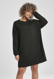 Urban Classics TB3014 - Ladies Modal Terry Crew Dress