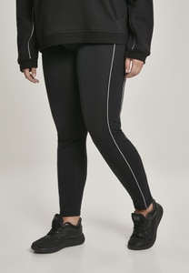 Urban Classics TB3022 - Ladies High Waist Reflective Leggins