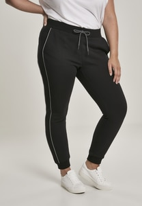 Urban Classics TB3023 - Dames Reflecterende Sweatpants