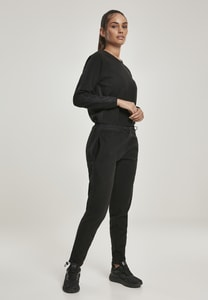 Urban Classics TB3028 - Dames Polaire Fleece Jumpsuit