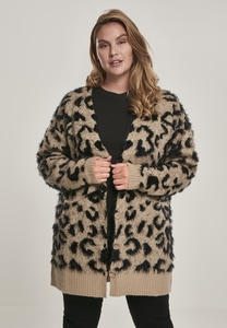 Urban Classics TB3037 - Ladies Leo Cardigan