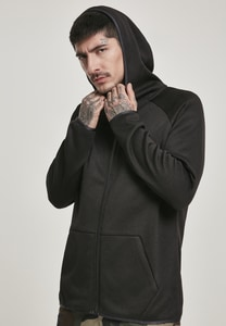 Urban Classics TB3113 - Knit Fleece Zip Hoody