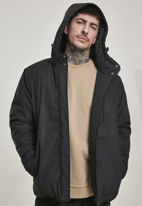 Urban Classics TB3146 - Hooded Sporty Zip Jacket