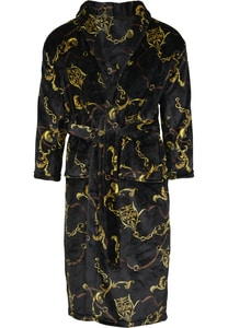 Urban Classics TB3170 - Bathrobe Luxury Print