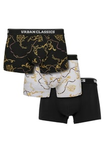 Urban Classics TB3172 - Luxury Boxer 3-Pack
