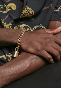 Urban Classics TB3295 - Padlock Bracelet