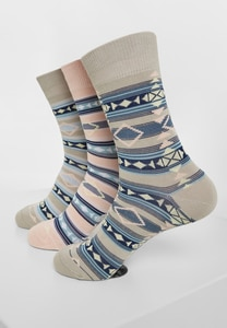 Urban Classics TB3394 - Inka Socks 3-Pack