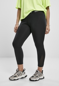 Urban Classics TB3413 - Ladies Tech Mesh Pedal Pusher Leggings