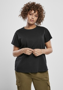 Urban Classics TB3427 - Damen Basic Box Tee