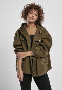 Urban Classics TB3440 - Ladies Oversized Parka Jacket