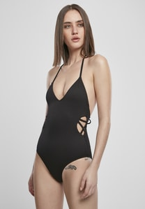 Urban Classics TB3464 - Ladies Rib Swimsuit