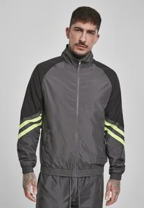 Urban Classics TB3478 - Block Sport Track Jacket