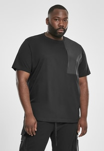 Urban Classics TB3479 - Military Shoulder Pocket Tee