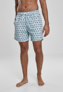 Urban Classics TB3528 - Melon Swim Shorts
