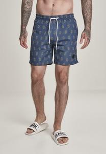 Urban Classics TB3529 - Pineapple Swim Shorts