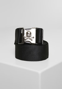 Urban Classics TB3577 - Skull Buckle Belt