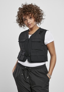 Urban Classics TB3633 - Ladies Short Tactical Vest