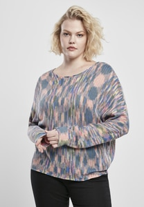 Urban Classics TB3654 - Ladies Oversized Sweater