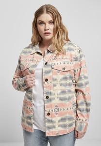 Urban Classics TB3661 - Dames Inka Oversized Shirt Jack