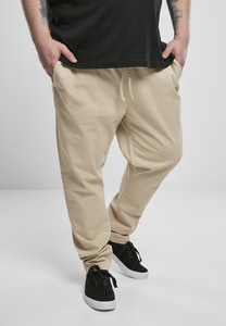 Urban Classics TB3689 - Pantalones de jogging de algodón cónicos