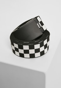 Urban Classics TB3739 - Adjustable Checker Belt