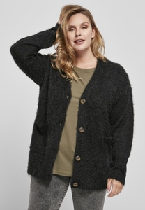 Urban Classics TB3765 - Ladies Feather Cardigan