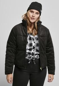 Urban Classics TB3769 - Ladies Corduroy Puffer Jacket