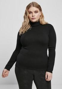 Urban Classics TB3781 - Ladies Basic Turtleneck Sweater