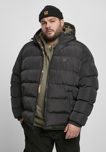 Urban Classics TB3806 - Reversible Hooded Puffer Jacket