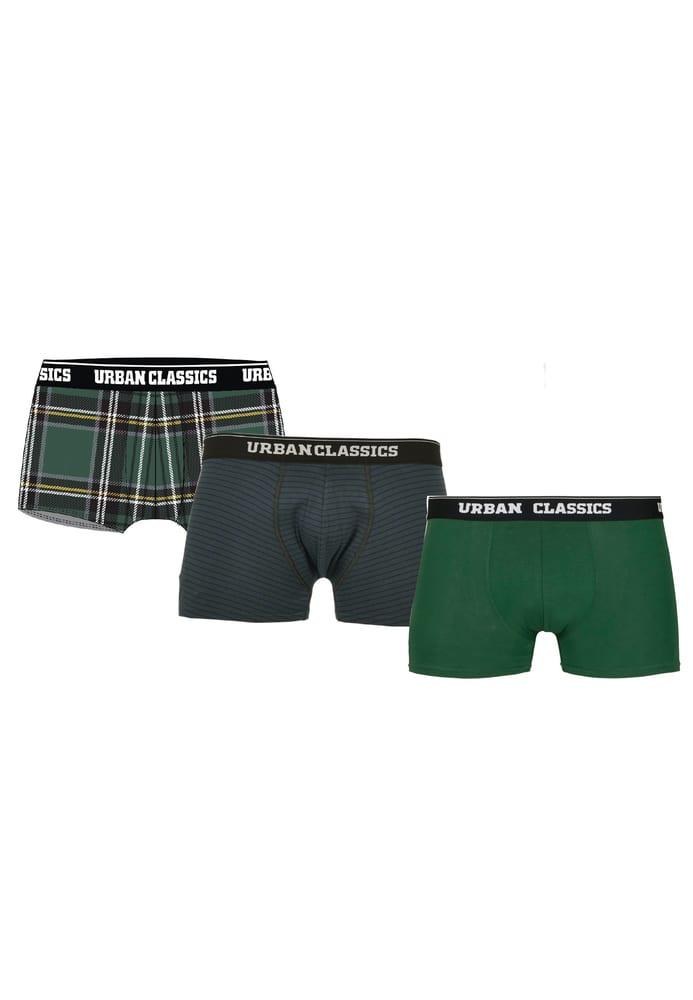 Urban Classics TB3841 - Boxer Shorts 3-Pack