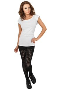 Urban Classics TB691 - Ladies Cutted Leggings