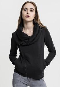 Urban Classics TB747 - Ladies Asymetric Zip Jacket