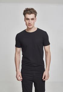 Urban Classics TB814 - T-Shirt Elástica Ajustada