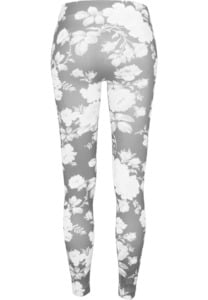 Urban Classics TB949 - Ladies Flower Leggings