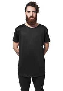 Urban Classics TB987 - Shaped Neopren Long Tee