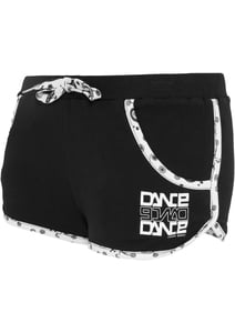 Urban Dance UD059 - Contrast Piping Hotpants