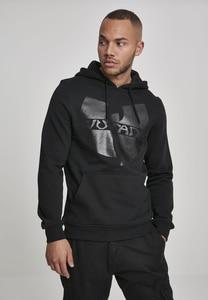 Wu-Wear WU027 - Camisola de Capuz com Logótipo da Wu-Wear Black