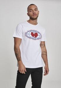 Wu-Wear WU032 - T-shirt com Logótipo da Wu-Wear Globe