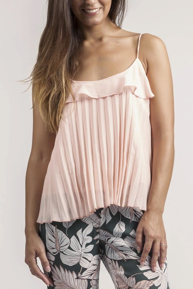 SWEEWE 1TP2 - Pleated top