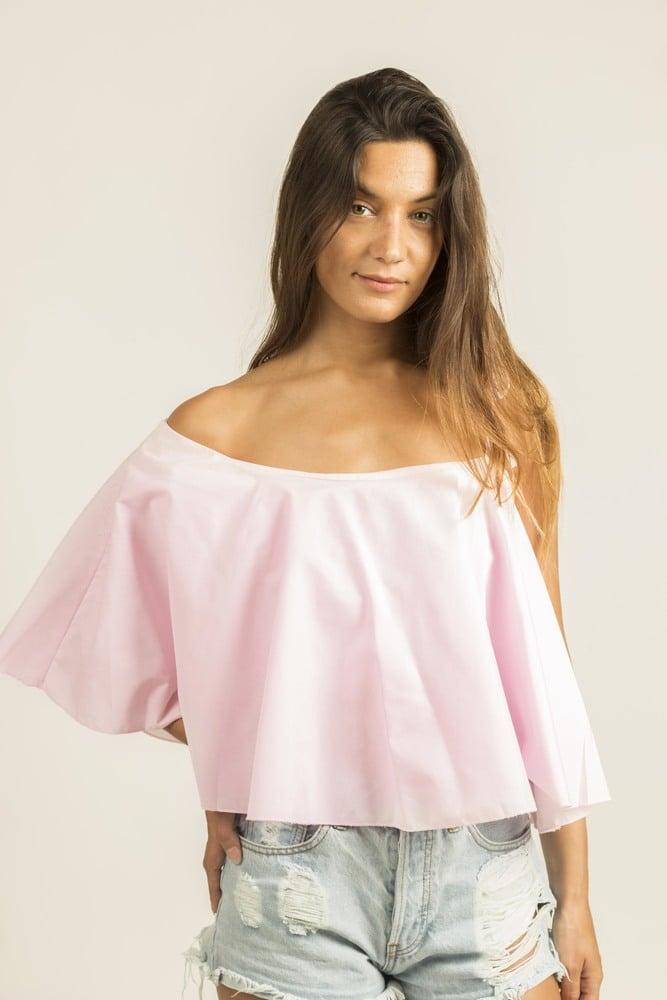 Lilie Rose 1TP6 - Asymmetrical top