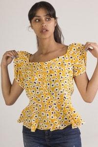 Anna Ellis 1TP15 -  Floral print blouse