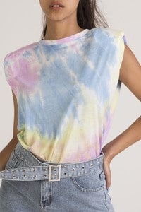 ELENZA 1TS1 - Tie & dye T-shirt