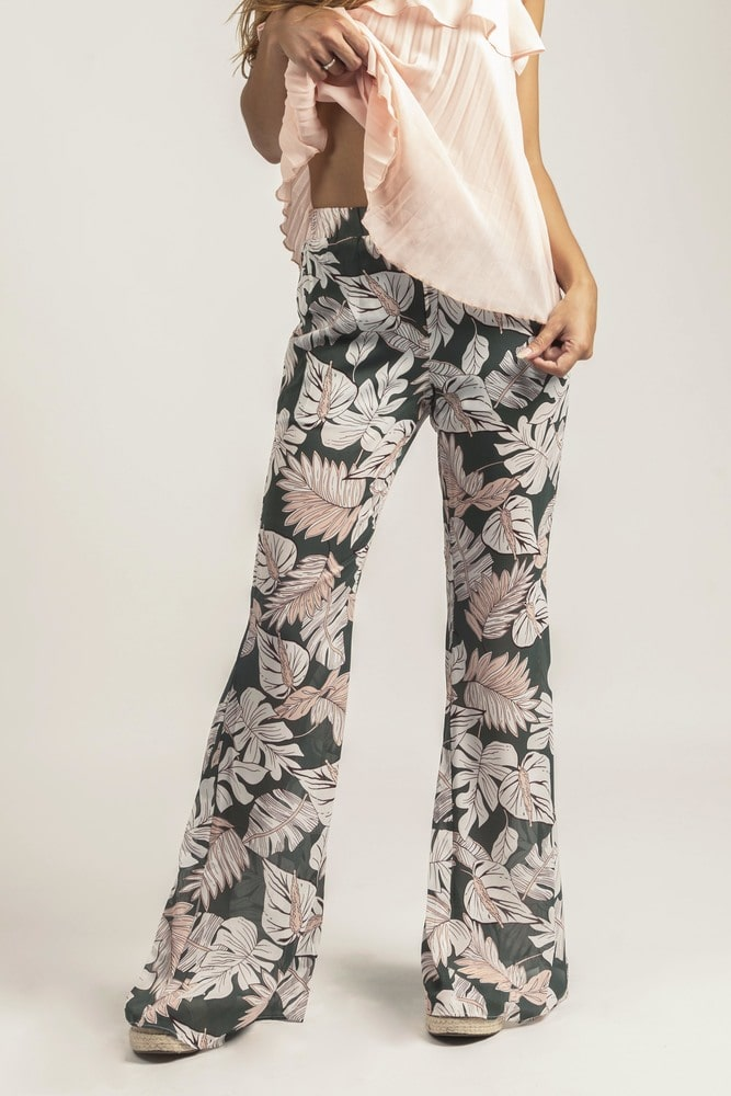 LUC&CE 1PT3 - tropical pants