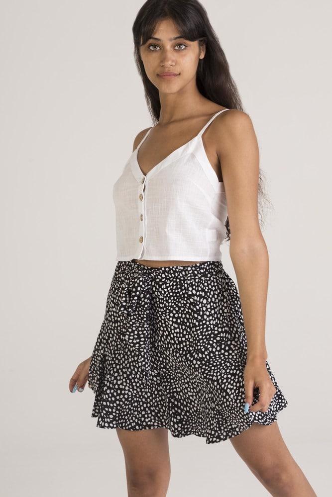 JCL PARIS 1SK8 - polka dot skirt