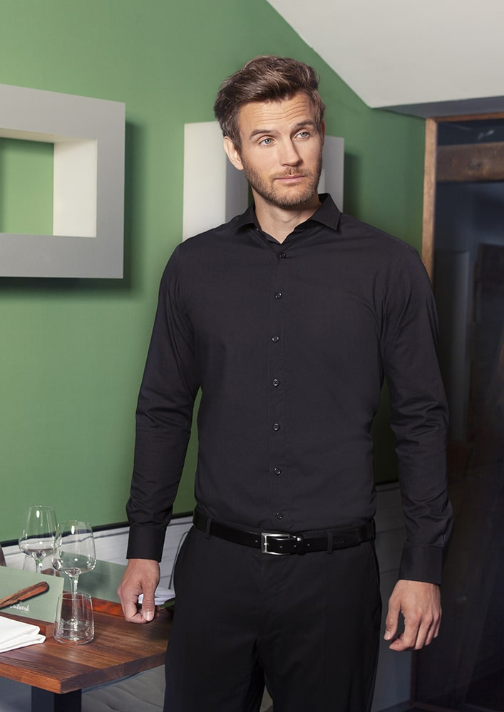 Karlowsky BM 10 - Long-Sleeve Men's Shirt Classic
