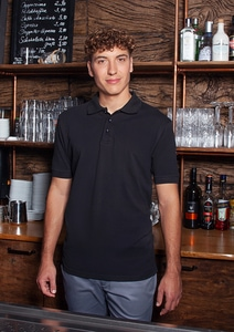Karlowsky BPM 4 - Mens Workwear Polo Shirt Basic
