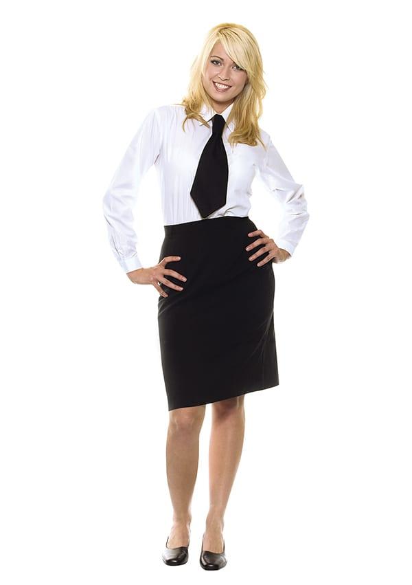 Karlowsky BRF 1 - Waitress Skirt Basic